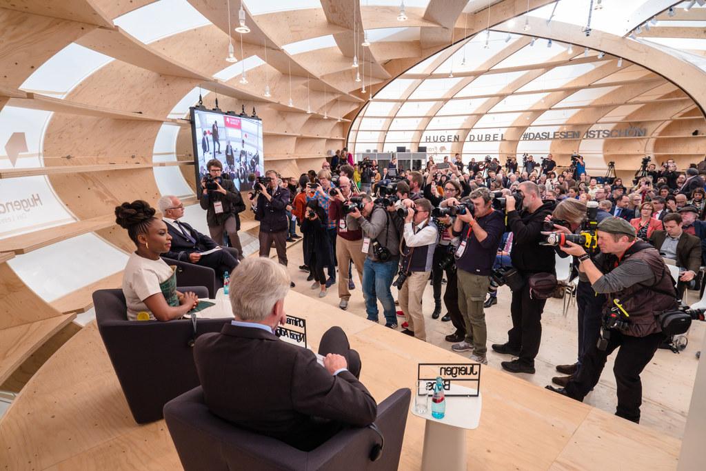 Frankfurter Buchmesse 2018 - Autoren & Blogger - erKant ...